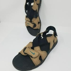 Nike outdoor sandals size 8